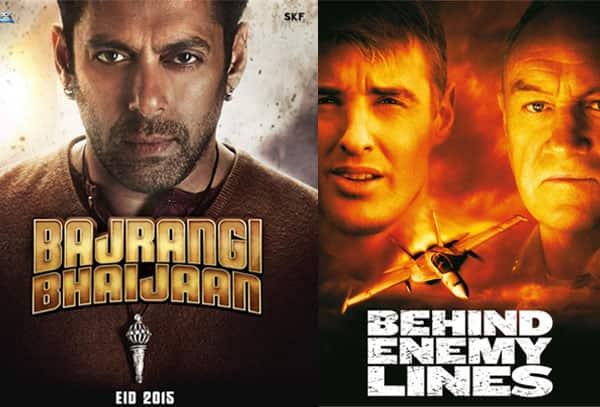 Hollywood movie series
