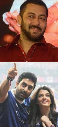 Salman, Aishwarya and Abhishek's rare scene from a film goes VIRAL – watch video!