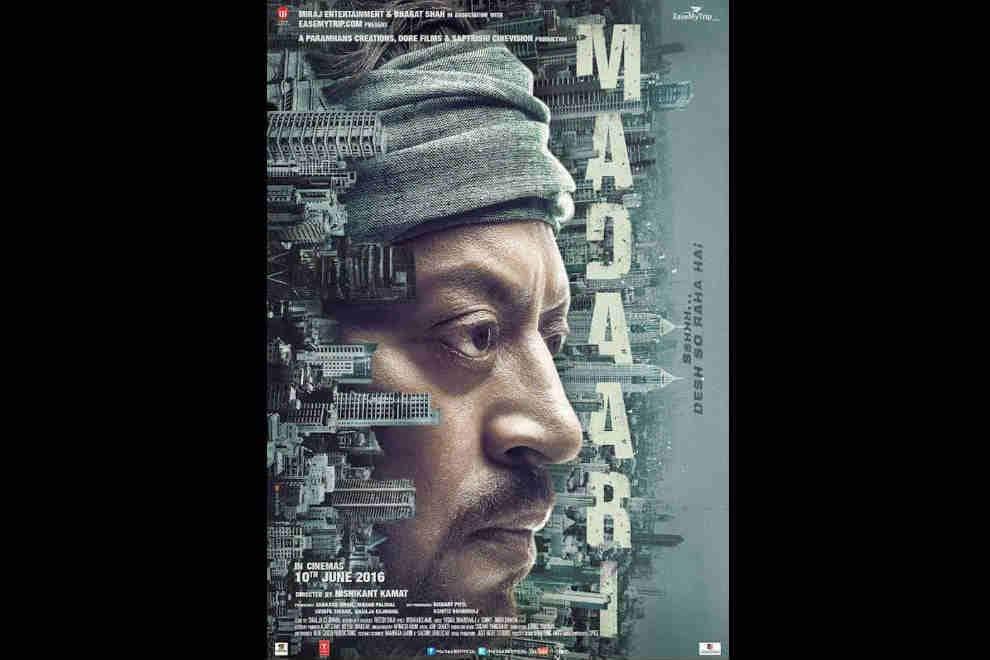 Madari film latest poster released