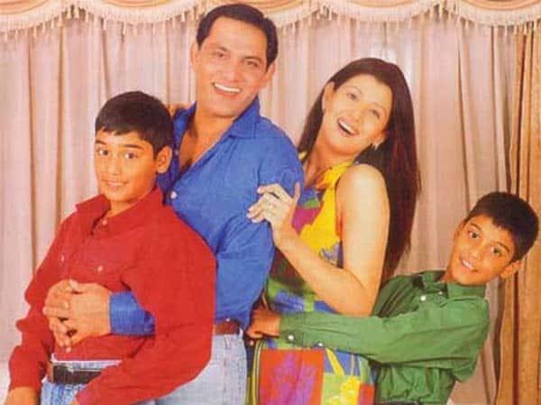 Mohammad-Azharuddin-Family