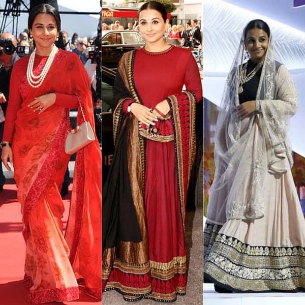 Vidya Balan worst dressed