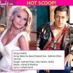 Salman Khan and Iulia Vantur make an official debut together with Sultan song Baby Ko Bass Pasand Hai – watch video!