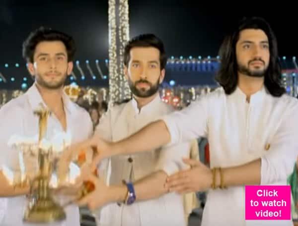 Ishqbaaz Promo: Nakuul Mehta, Leenesh Mattoo and Kunal Jaisingh make for a good-looking trio