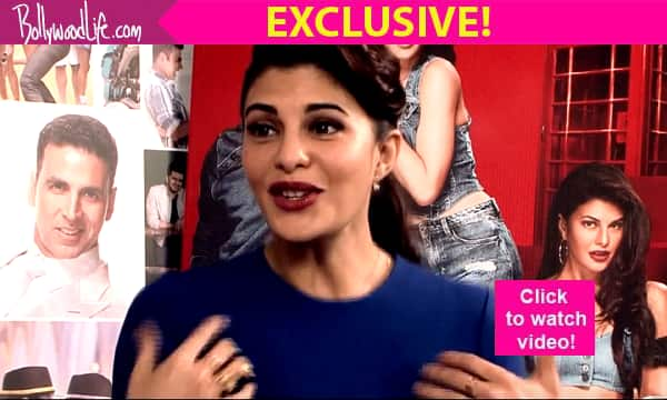 EXCLUSIVE! We know who Jacqueline Fernandez's celebrity crush is! – find out