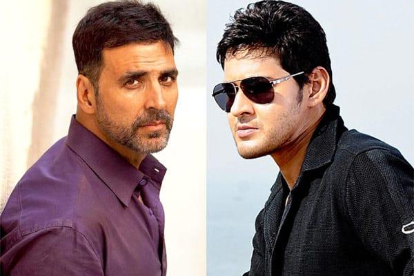 Akshay Kumar not a part of Mahesh Babu's next, confirms director AR Murugadoss!