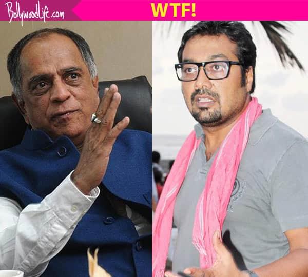SHOCKING! Pahlaj Nihalani claims that Anurag Kashyap has taken money from AAP to defame the state in his film, Udta Punjab!