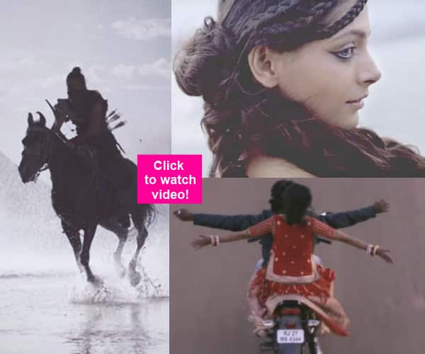 Mirzya teaser: Harshvardhan Kapoor's debut film holds a promise of an INTRIGUING action romance!