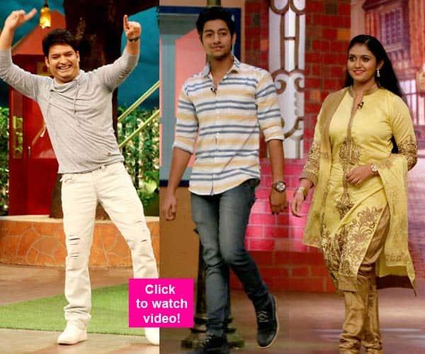 Sairat's team makes Kapil Sharma and Co dance on Zhingat on The Kapil Sharma Show – watch video!