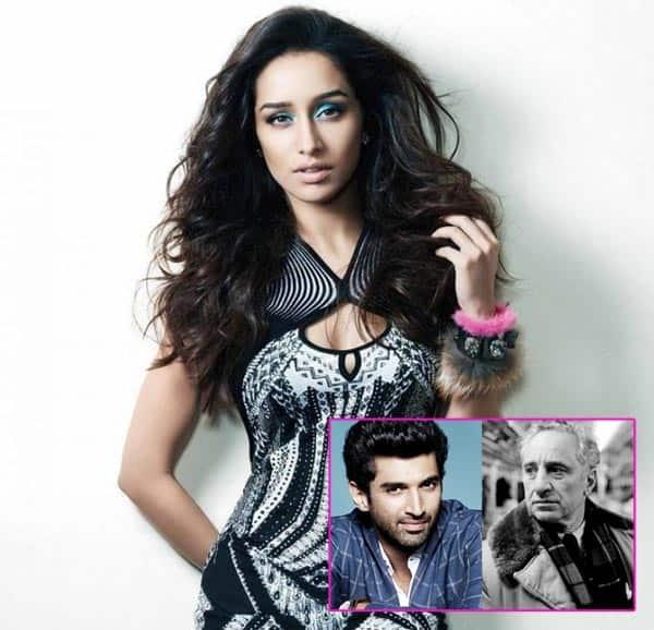 Shraddha Kapoor reads up on Elia Kazan on ex-beau Aditya Roy Kapur's recommendation!