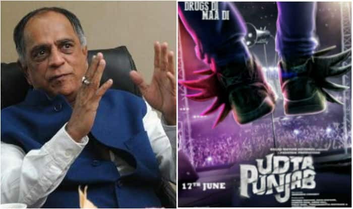 Shocking VIDEO! Pahlaj Nihalani LASHES OUT at cameramen, refuses to answer certain questions on Udta Punjab!