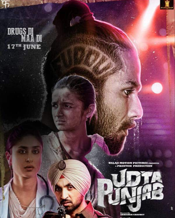 Udta Punjab versus Censor Board HC court hearing live updates: Petitioner willing to delete the scenes including that of Shahid Kapoor urinating in public