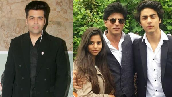 Shah Rukh Khan's son Aryan and daughter Suhana have made Karan Johar proud – find out how!