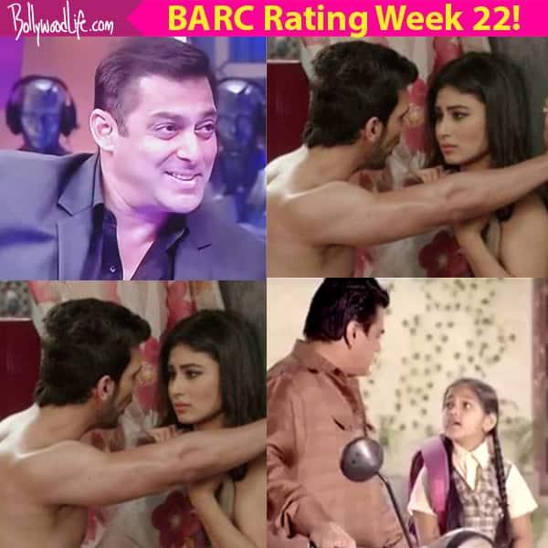 BARC Ratings Week 22: Naagin, Yeh Hai Mohabbatein and Saath Nibhaana Saathiya take the honours!