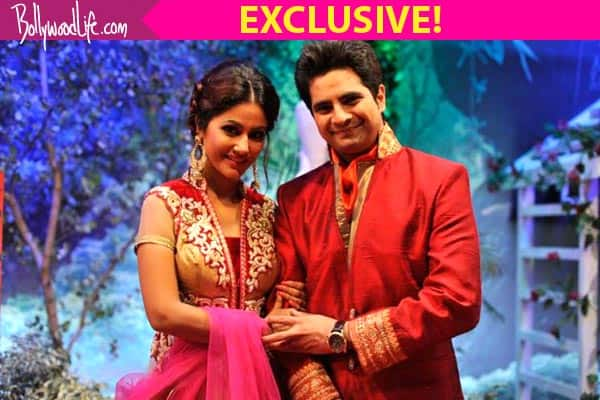 Karan Mehra's co-star from Yeh Rishta Kya Kehlata Hai, Hina Khan OPENS up on rumours of professional strife