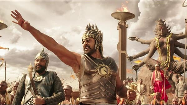 SS Rajamouli's Baahubali sweeps away 13 awards at CineMAA awards