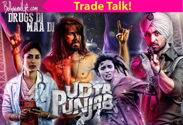 Has the Censor controversy helped Shahid Kapoor and Alia Bhatt's UdtaPunjab?