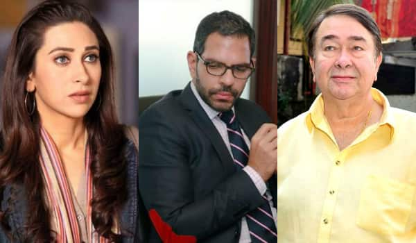 Karisma Kapoor and Sunjay Kapur's marriage is a closed chapter for Randhir Kapoor!