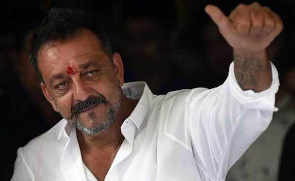 Sanjay Dutt's comeback film NOT SHELVED and is called Badlaa!
