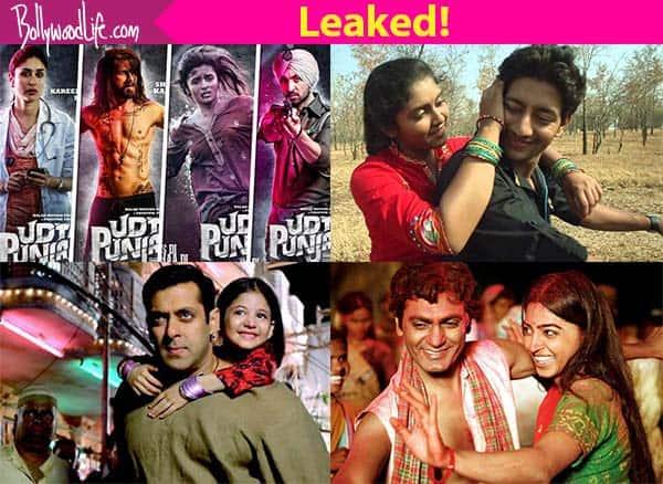 Shahid Kapoor – Alia Bhatt's Udta Punjab, Salman Khan's Bajrangi Bhaijaan, Sairat – 5 movies whose Censor copy was LEAKED!