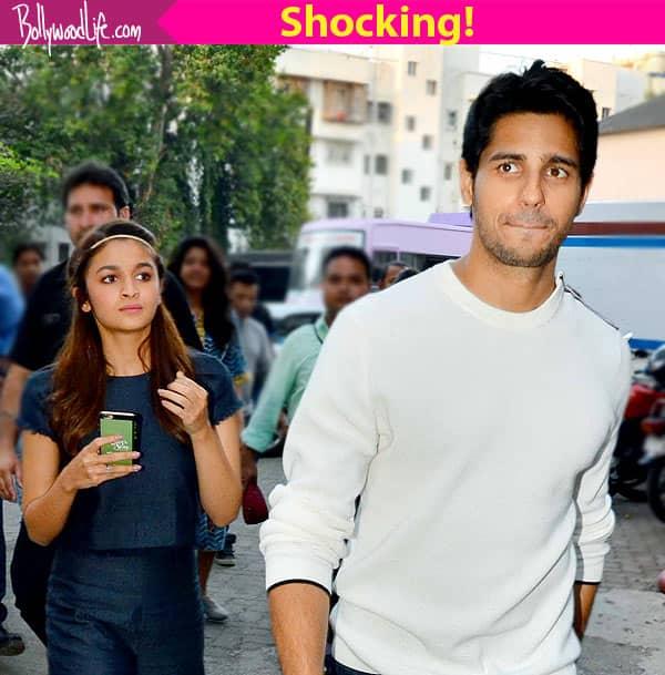 Alia Bhatt and Sidharth Malhotra's relationship OVER?