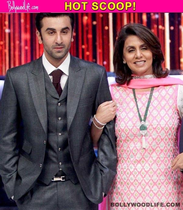 Ranbir Kapoor's mommy Neetu Kapoor BRIDE HUNTING?