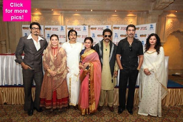 Amma Launch: Urvashi Sharma, Aman Verma, Nawab Shah and Deepraj Rana present the period drama – view pics!