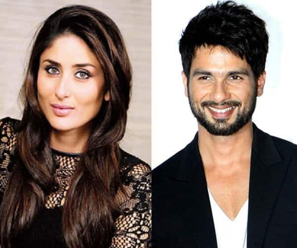 Not bad! Kareena Kapoor just opened up on being COMFORTABLE working with ex Shahid Kapoor!