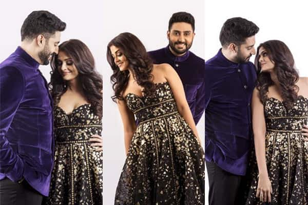 Aishwarya Rai Bachchan and Abhishek Bachchan's chemistry in this photo-shoot is nothing short of crackling!