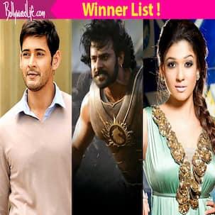 Filmfare Awards South 2016 winners list: Baahubali, Mahesh Babu and Nayanthara win big at the award ceremony - see the full list!