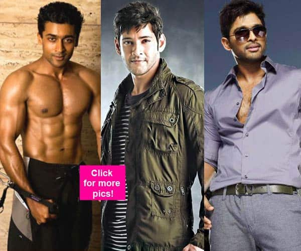 Father's Day special: Mahesh Babu, Suriya, Allu Arjun - 5 South
