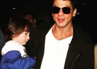 Shah Rukh Khan and AbRam take an epic adventure – View pic