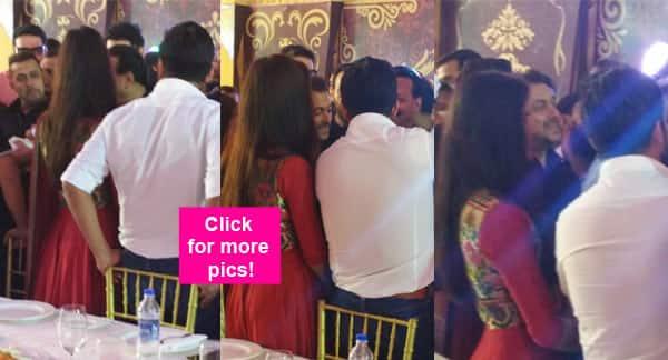 Salman Khan and Katrina Kaif bonding was the highlight of Baba Siddique's Iftar bash- watch video!