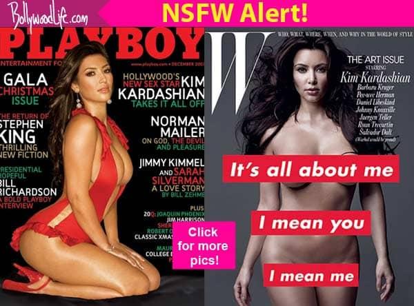 5 times Kim Kardashian West's naked magazine photoshoots broke theinternet!