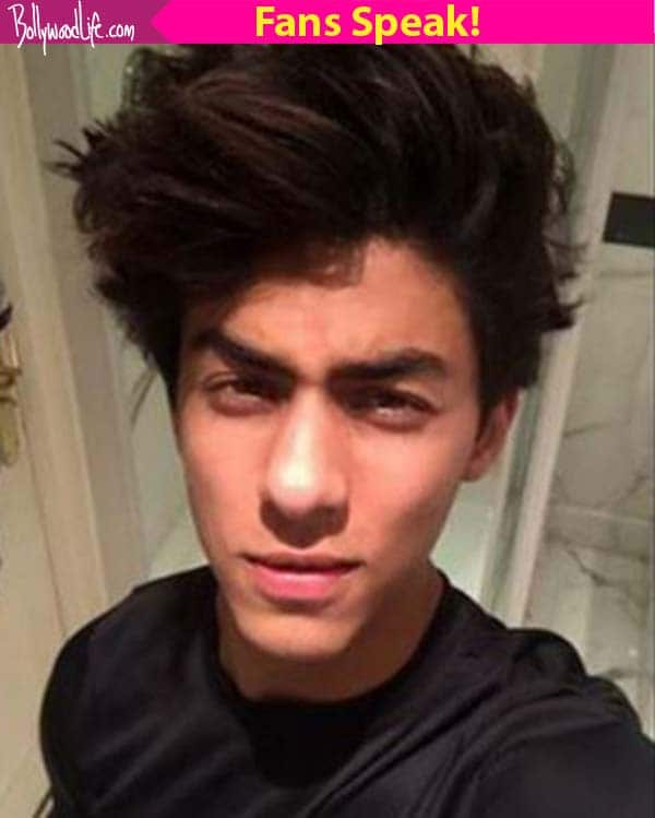 Hey Aryan Khan, look how DESPERATELY fans want to see you in Bollywood!