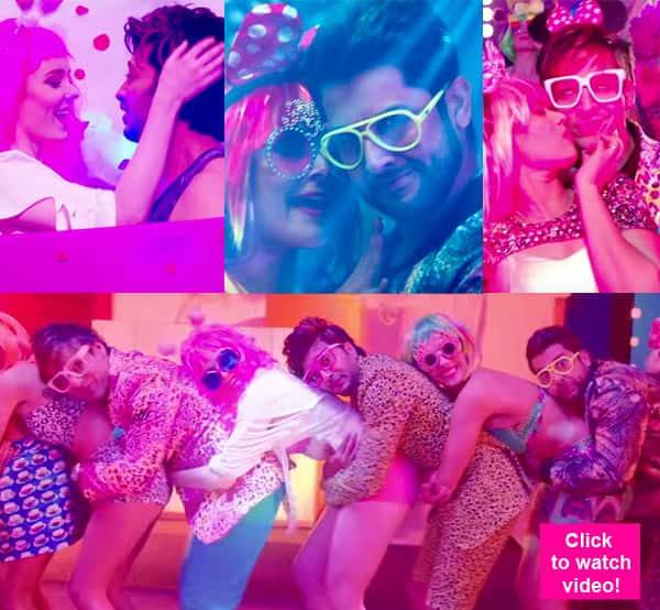 Riteish Deshmukh, Aftab Shivdasani and Vivek Oberoi get NAUGHTY in Great Grand Masti's song Teri Kamar Ko – watchvideo!