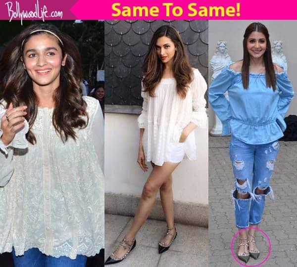 Alia Bhatt's dress + Anushka Sharma's shoes = Deepika Padukone's HOT IIFA 2016avatar!