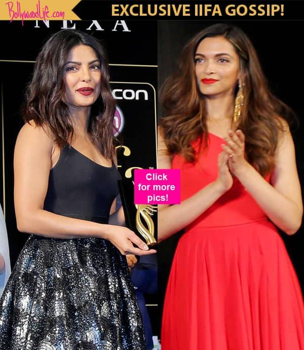 Deepika Padukone and Priyanka Chopra are NOT friends ...