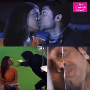 Suriya and Kajal Aggarwal FAKED their kiss in Maatran -- watch video!