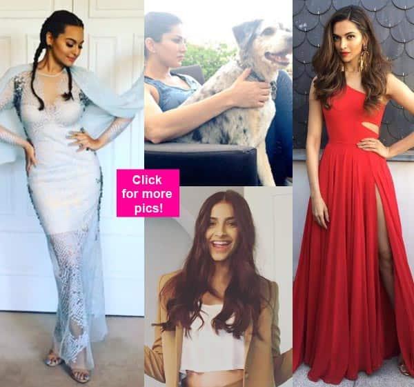 Deepika & Priyanka's HOT appearances at IIFA 2016 and Sunny's dog love: BollyInsta thisweek!
