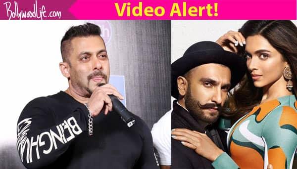 Deepika Padukone picks Ranveer Singh OVER Salman Khan at IIFA Rocks 2016 – watch video!