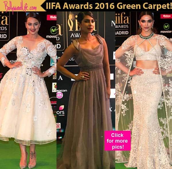 IIFA 2016 green carpet round up: Deepika, Priyanka, Sonakshi – who looks MOREimpressive?