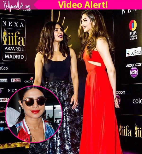 Did Priyanka Chopra just confirm Deepika Padukone's second Hollywood film?- Watch video!