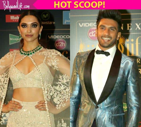 Post IIFA Awards, lovebirds Ranveer and Deepika spend some quality time in Spain?