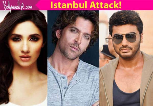 Hrithik Roshan, Arjun Kapoor, Mahira Khan and others pray for Istanbul attack victims