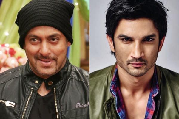 Salman Khan : Why will I make a film with Sushant Singh Rajput?