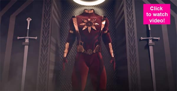 This fan made trailer of Shaktimaan will remind you of The Flash