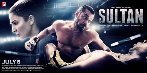 Salman Khan delivers a knockout punch in the new Sultanposter!