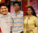 Sairat's team makes Kapil Sharma and Co dance on Zhingat on The Kapil Sharma Show