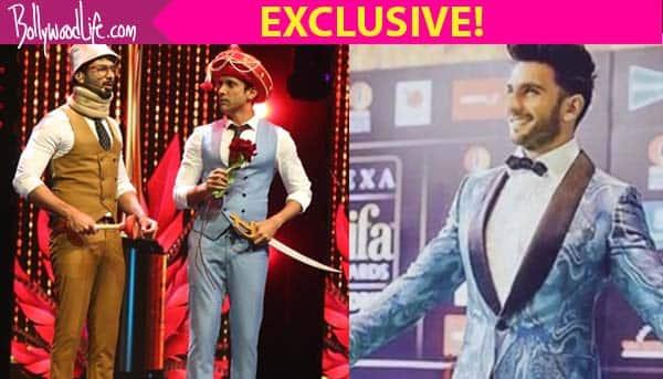 IIFA Awards 2016: Ranveer Singh stole Shahid Kapoor and Farhan Akhtar's thunder?