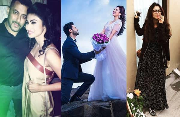 Divyanka Tripathi – Vivek Dahiya's pre-wedding photoshoot, Mouni Roy's fan moment with Salman Khan – Here's a look at the best of TV Insta thisweek
